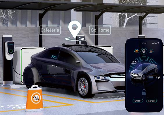 SAE 2019 新能源与智能网联汽车技术大会